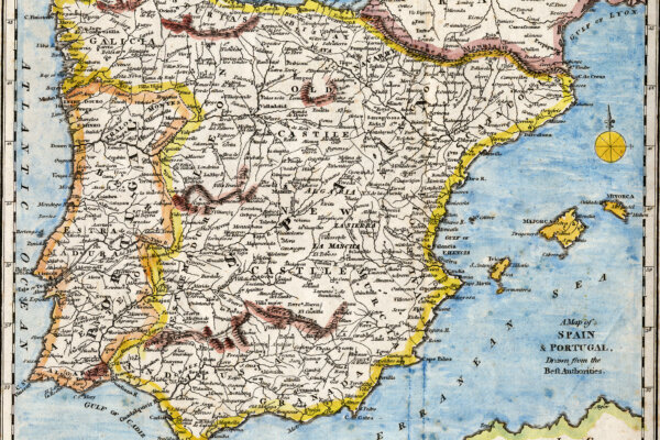Treasure, competitiveness, and institutions: What caused the reversal of fortune of early modern Spain?
