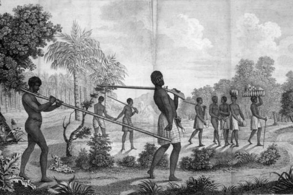 The British gunpowder industry and Atlantic slavery, c.1701-1807