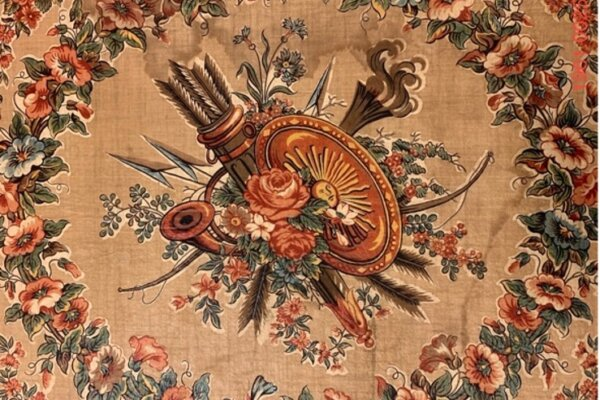 How did Indian cottons influence the growth of the British calico industry in the 18th and 19th centuries?
