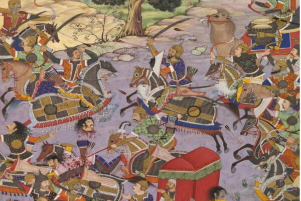 What Rebel Forgiveness in the Mughal state teaches us about state capacity
