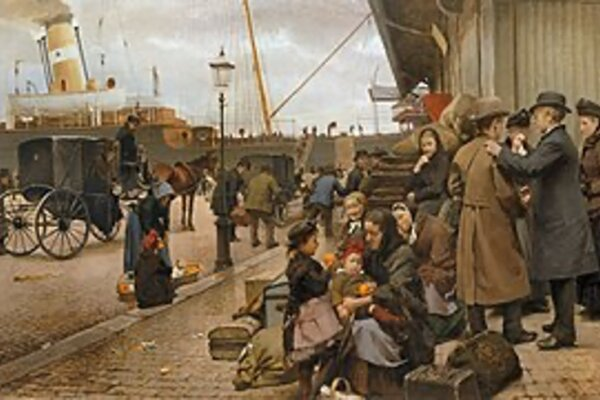 The Sleeping Giant Who Left for America: The Determinants and Impact of Danish Emigration During the Age of Mass Migration