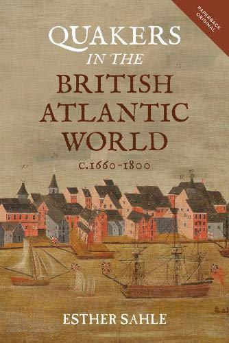 Women's Committee Book Club - Quakers in the British-Atlantic World